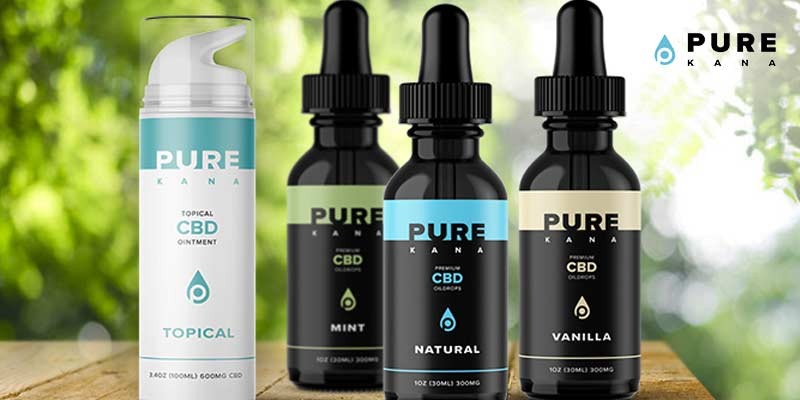 Pure Kana CBD Review - Premium Quality CBD Product Seller